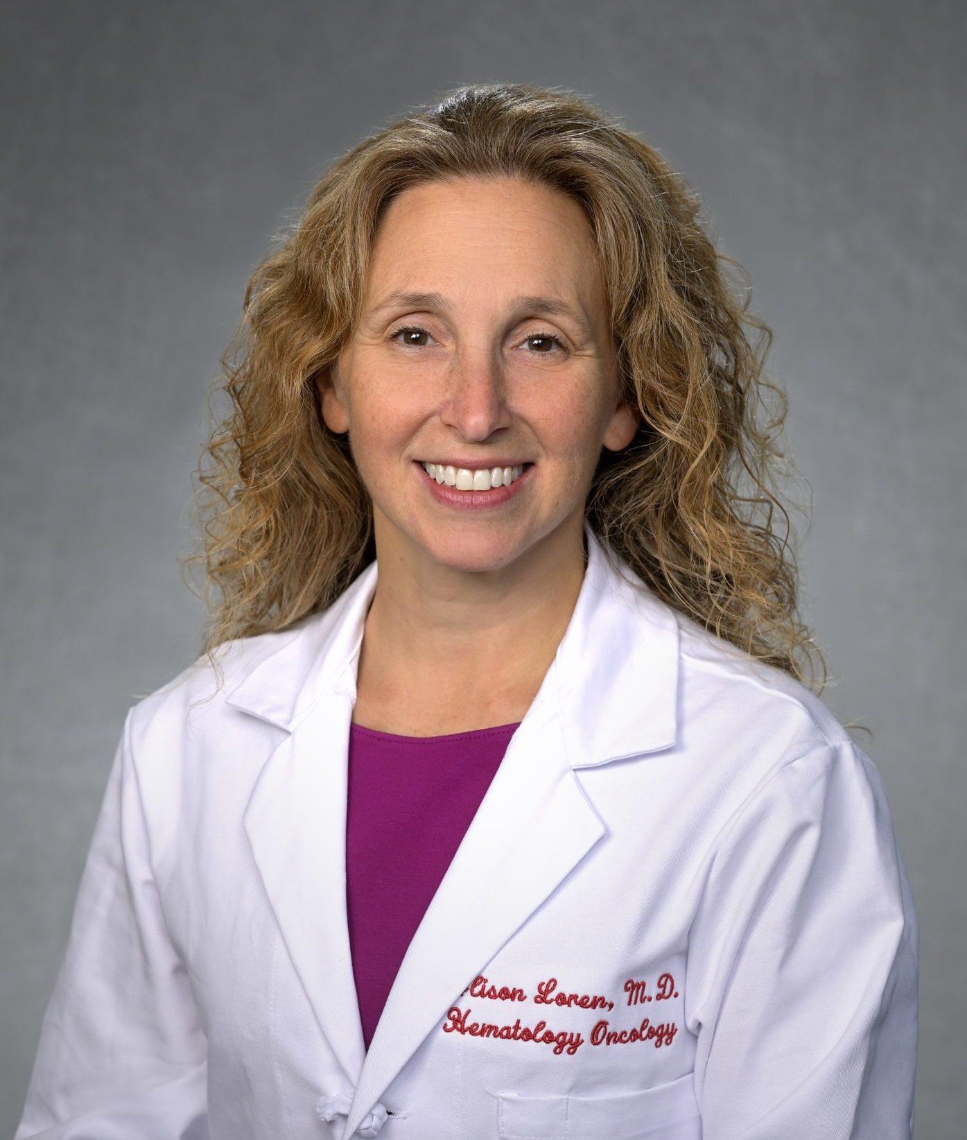 Alison Loren, MD, MSCE